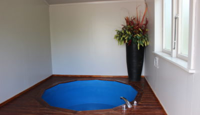 2 bedroom Spa pool